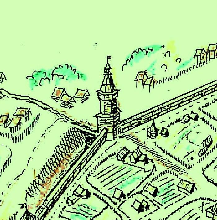 Ильинская башня