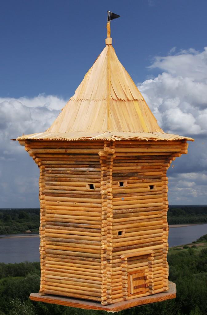 Преображенская башня 12