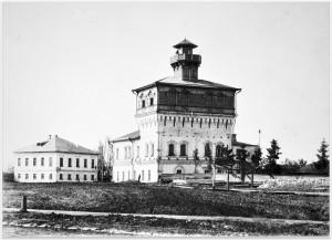 Вятка Палаты Толмачева Вид с юго-востока