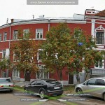 ул. Спасская, дом 1