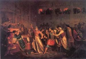 междоус войны Васил II