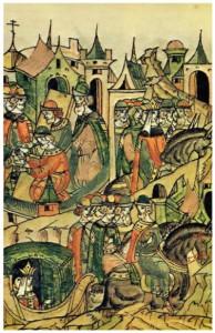 ослепление Василия II