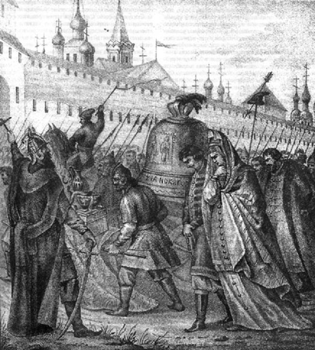 Покорение Новгорода