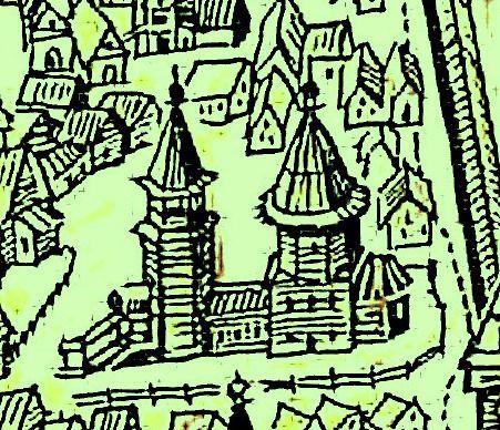 Спетенская церковь