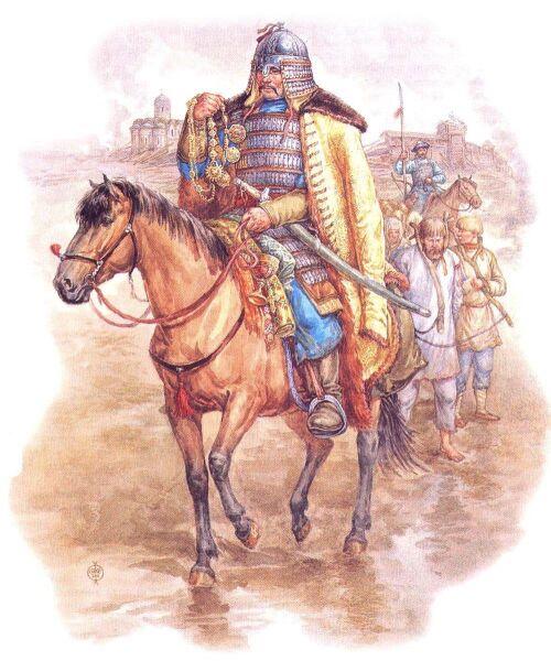 пленение татарами