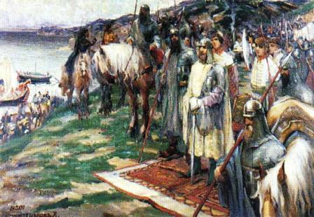 поход на татар