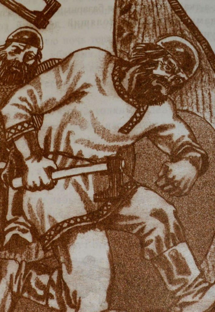 разгром татар вятчанами