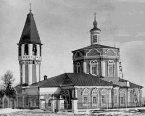 Пятникая Сретенская церковь